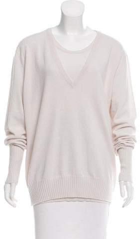 Maison Martin Margiela Cashmere Oversize Sweater w/ Tags