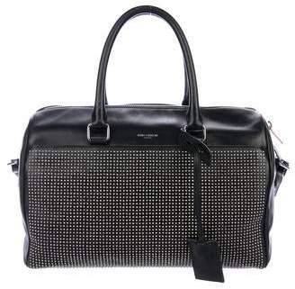 Saint Laurent Studded Duffel 6 Bag