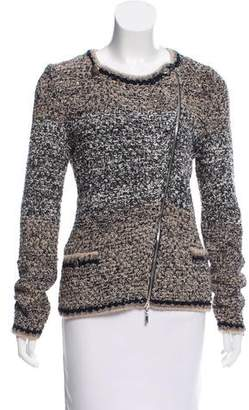 Chanel Silk Knit Jacket