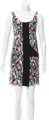 Balenciaga Lace Mini Dress