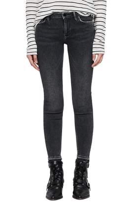 AllSaints Mast Ankle Skinny Jeans