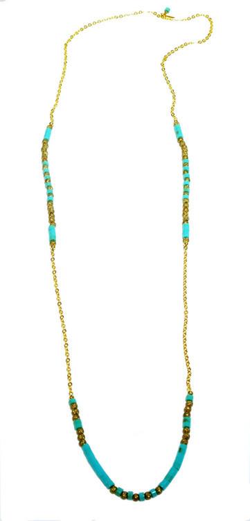 MINU Jewelry - Itala Long - Color Options