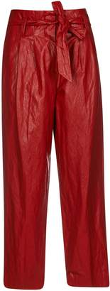 8pm 8PM Varnished Trousers