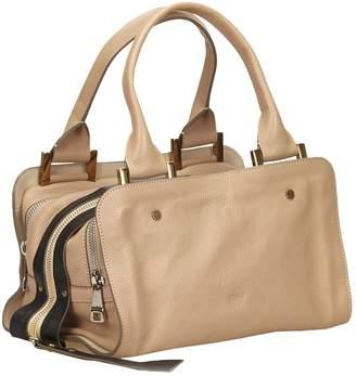 Chloé Brown Leather Handbag