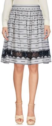 Alice + Olivia Knee length skirts - Item 35348641DA