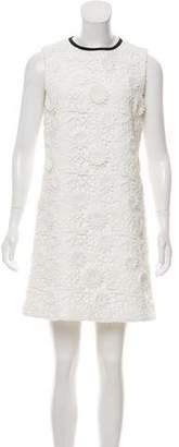 Victoria Beckham Victoria Sleeveless Lace Dress
