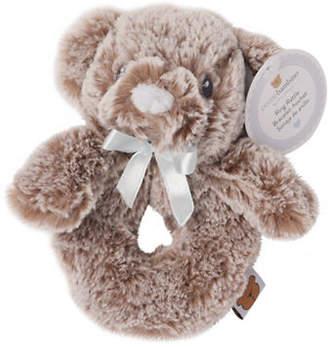Piccolo Bambino Baby's Ring Rattle Bear