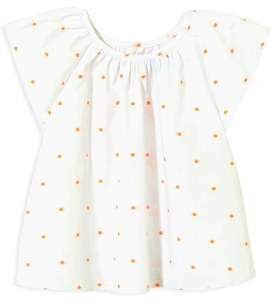 Jacadi Girls' Polka Dot Tunic - Baby