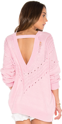 Wildfox Couture Solid Sweater $198 thestylecure.com