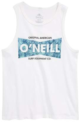O'Neill Indy Screenprint Tank