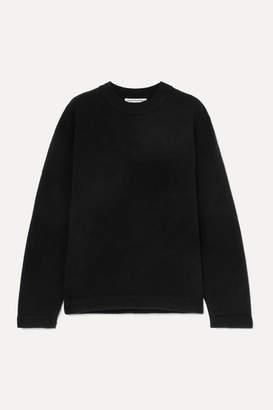 Alexander Wang Wool-blend Sweater - Black