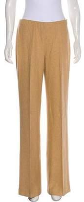 Ungaro Wide-Leg Wool Pants