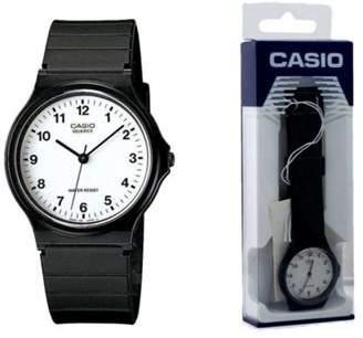Casio Classic Unisex Rubber Watch Mq-24-7Bll