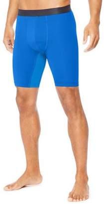Hanes Sport Big Men's Performance Compression Shorts