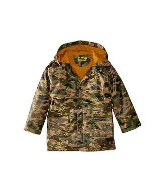 Western Chief Camo Rain Coat (Toddler/Little Kids)