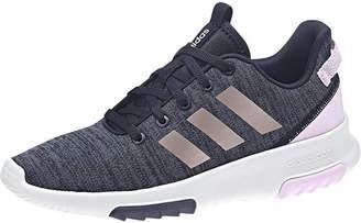 adidas Cloudfoam Racer Tr K Big Kids Girls Running Shoes Lace-up