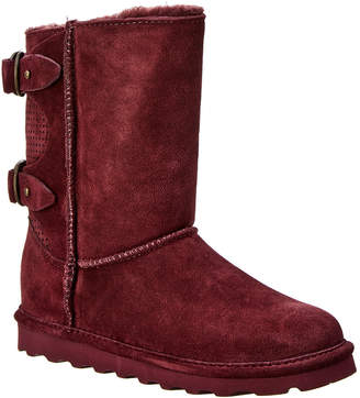 BearPaw Clara Never Wet Water-Resistant Suede Boot