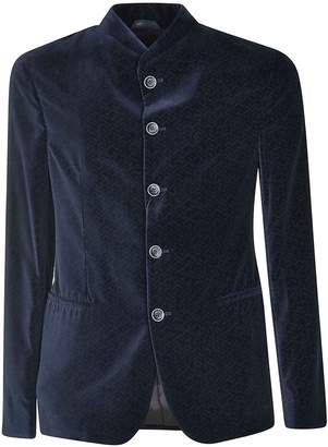 Armani Collezioni Armani Single Breasted Blazer