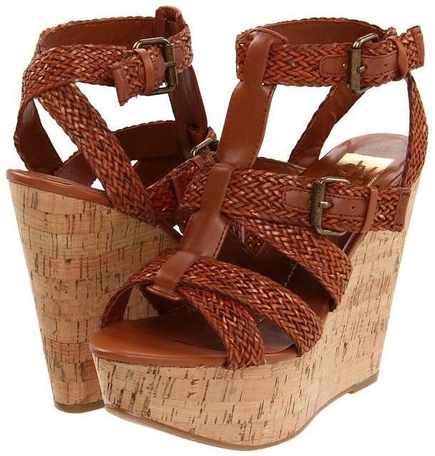 Dolce Vita Olga (Cognac) - Footwear