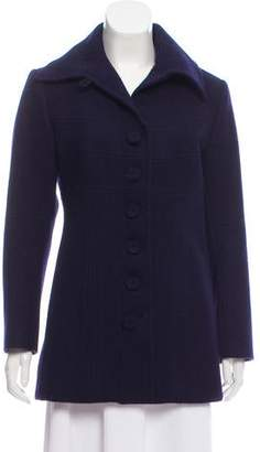 Martin Grant Short Wool Coat