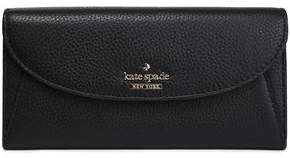 Kate Spade Textured-Leather Continental Wallet
