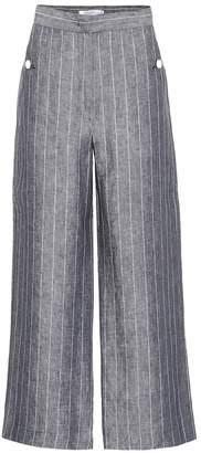 Max Mara Formia high-rise wide-leg pants