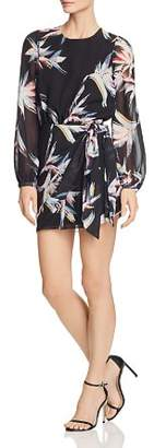 Yumi Kim Tie Me Over Floral Dress
