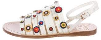 Tory Burch Marguerite Slingback Sandals