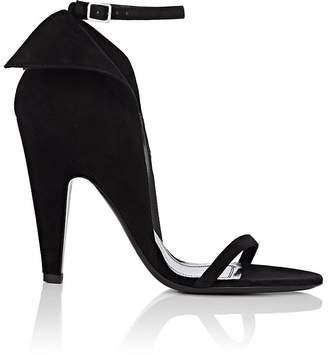 Calvin Klein Women's Camrin Suede Sandals