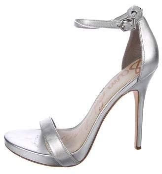Sam Edelman Eleanor Ankle Strap Sandals
