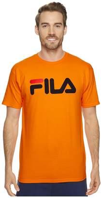 Fila Printed T-Shirt Men's T Shirt