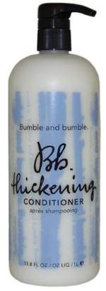 Bumble and Bumble by THICKENING CONDITIONER OZ