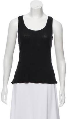 Zac Posen Z Spoke by Sleeveless Knit Top