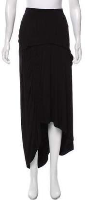 Preen Line Sandy Asymmetrical Skirt