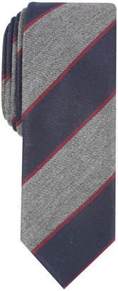 Penguin Men's Nathan Stripe Skinny Tie