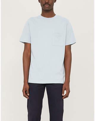 Samsoe & Samsoe Bevtoft cotton-jersey T-shirt