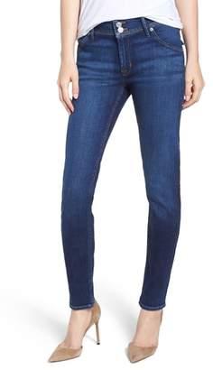 Hudson Collin Midrise Supermodel Skinny Jeans