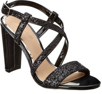 Badgley Mischka Diza Leather Sandal