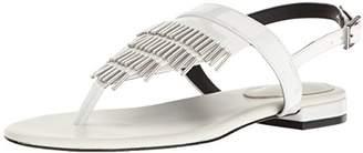 Calvin Klein Women's Evonie Gladiator Sandal