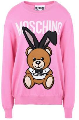 Moschino OFFICIAL STORE MOSCHINO Long sleeve sweater