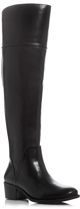 VINCE CAMUTO Bendra Whipstitch Tall Boots