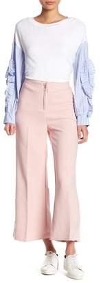 Romeo & Juliet Couture High Rise Crop Flood Pants