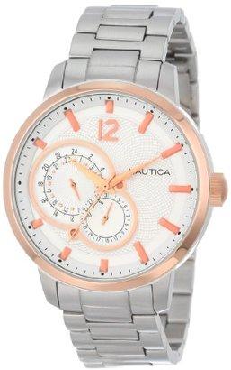 Nautica (ノーティカ) - ノーティカユニセックスn20069g NCT 15 Multi Function Watch