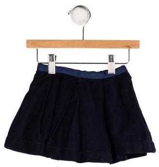 Marie Chantal Girls' Corduroy A-Line Skirt