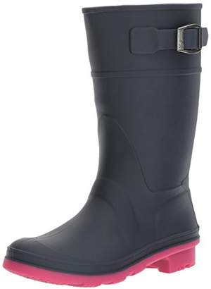Kamik Girls' Raindrops Rain Boot