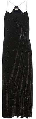 Edun Printed velvet dress