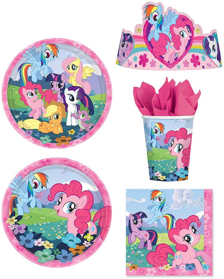 My Little Pony Friendship Magic Tableware Set