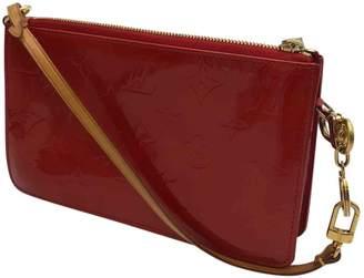 Louis Vuitton Patent leather mini bag