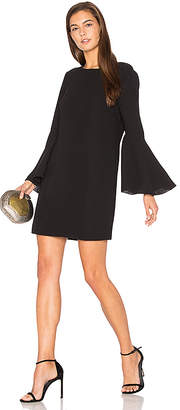 Elizabeth and James Aurora Tunic in Black $375 thestylecure.com