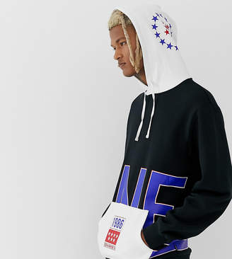 Converse One Star '86 Pullover Hoodie In Black Exclusive To ASOS
